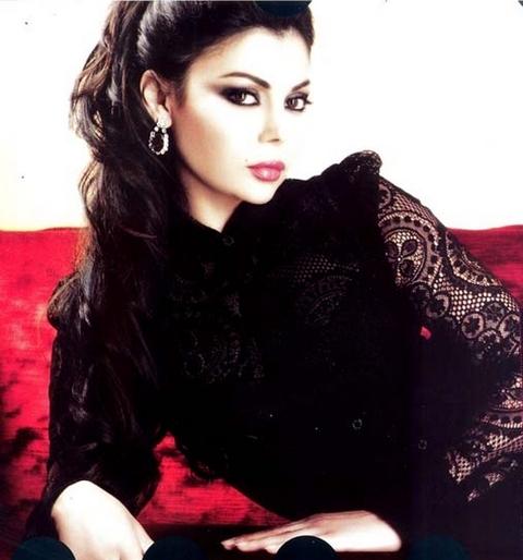 Ranking de Las 30 mujeres mas hermosas de LIBANO -